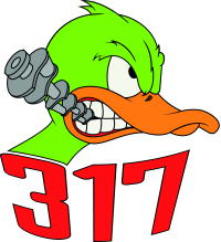 Poison Ducky 317